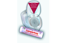 WC-Camperbag Toiletteneinlage 100er Pack